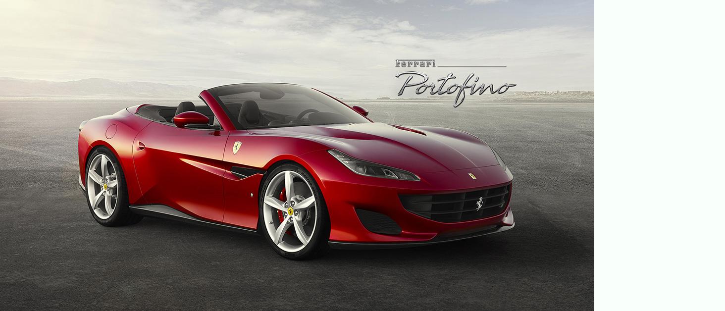 La Ferrari Portofino Pigato